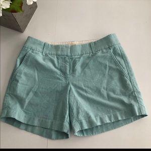 J. Crew Chino Cotton shorts